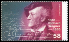 FRG MiNo. 3008 ** 200th Birthday of Richard Wagner, MNH