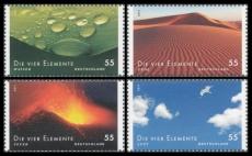 FRG MiNo. 2852-2855 set ** Post: The Four Elements, MNH