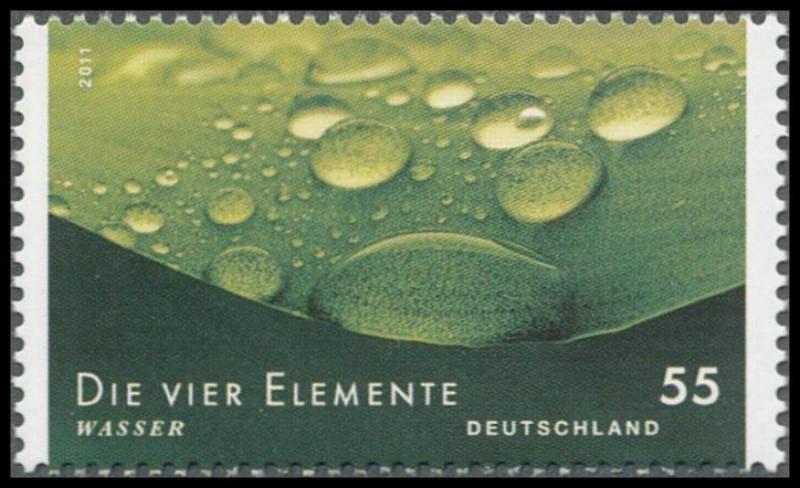 2011 Brd Deutsche Bundespost Postfrisch** 4x Minr Brd Ab 2000 Deutschland Ab 1945