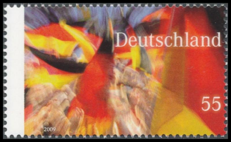 2760 60 Jahre Bundesrepublik Deutschland Postfrisch