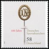 FRG MiNo. 2999 ** 100 years German Sports Badge, MNH