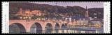 FRG MiNo. 3028-3029 set, pair ** Germanys most beautiful panoramas (III), MNH