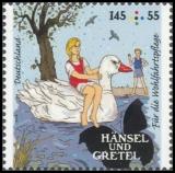 FRG MiNo. 3056-3058 set ** Welfare 2014: Grimms Fairy Tales - Hansel and Gretel