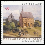 FRG MiNo. 3050 ** UNESCO World Heritage: 1250 years Lorsch Abbey, MNH