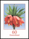 FRG MiNo. 3046 Series Flowers Kaisers Crown, MNH, self-adhesive