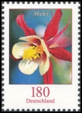 FRG MiNo. 3082 ** Flowers (XXIX): columbine, MNH