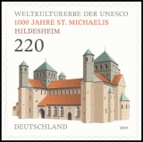 FRG MiNo. 2779 ** 1000 years St.Michaelis church, MNH, self-adhesive