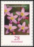 FRG MiNo. 3094 ** Flowers: Centaury, MNH, self-adhesive, from box