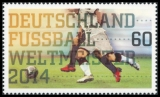 FRG MiNo. 3095 ** Germany wins the World Cup 2014, MNH