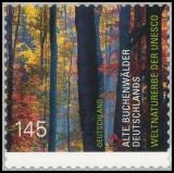 FRG MiNo. 3087 ** World Heritage:Ancient Beech Forests, MNH, self-adhesive