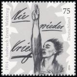 FRG MiNo. 3100 ** Never again (World War 1914), MNH