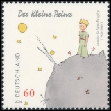 FRG MiNo. 3102 ** Antoine de Saint-Exupéry: The Little Prince, MNH