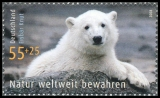 FRG MiNo. 2656 ** Environmental 2008: preserve nature worldwide, MNH