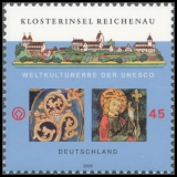FRG MiNo. 2637 ** Heritage of mankind (XVI): Monastic Island of Reichenau, MNH