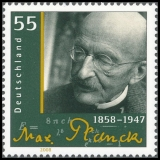 FRG MiNo. 2658 ** 150th birthday of Max Planck, MNH