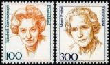 FRG MiNo. 1955-1956 set ** Women in German history (XVII), MNH