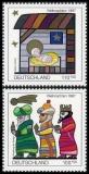 FRG MiNo. 1959-1960 set ** Christmas 1997, MNH
