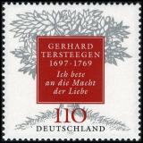 FRG MiNo. 1961 ** 300th birthday Gerhard Tersteegen, MNH