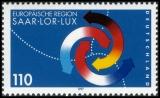 FRG MiNo. 1957 ** European Region Saar-Lor-Lux, MNH