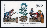 FRG MiNo. 1946 ** 350 years of potato cultivation in Germany, MNH