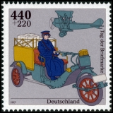 FRG MiNo. 1947 ** Day of the stamp 1997, from block 41, MNH