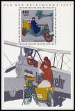 FRG MiNo. Block 41 (1947) ** Stamp Day 1997, sheetlet, MNH
