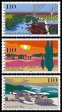 FRG MiNo. 1943-1945 set ** pictures from Germany (V), MNH
