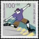 FRG MiNo. 1898-1901 set ** Sports aid 1997, MNH