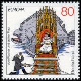FRG MiNo. 1915-1916 set ** Europe 1997: Tales and Legends, MNH