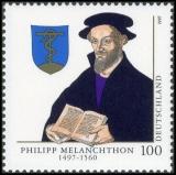FRG MiNo. 1902 ** 500th birthday of Philipp Melanchthon, MNH