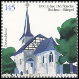 FRG MiNo. 2646 ** 1000 years the village church of Stiepel, MNH