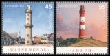 FRG MiNo. 2677-2678 set ** Lighthouses, MNH