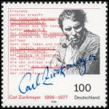 FRG MiNo. 1893 ** 100th birthday of Carl Zuckmayer, MNH