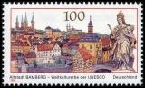 FRG MiNo. 1881 ** Cultural & Natural Heritage Humanity: Old Town Bamberg, MNH