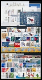 FRG Year 1999 ** MiNo.2027-2086 incl.sheet 46-51+stamps from sheets+2009C/D+ATM3