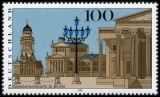 FRG MiNo. 1877 ** Pictures from German cities (I): Gendarmenmarkt Berlin, MNH