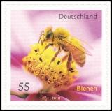 FRG MiNo. 2799 ** Honey Bee, MNH, self-adhesive