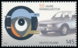 FRG MiNo. 2582 ** 50 years Wankel engine, MNH