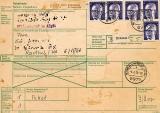 FRG MiNo. 645 + 690 o Heinemann, package card Rettenberg - Rantoul