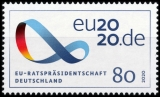 FRG MiNo. 3554 ** Presidency of Germany in the Council of European Union, MNH