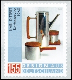 FRG MiNo. 3570 ** Series Design from Germany: coffee service, MNH, self-adhesive