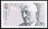 FRG MiNo. 1556 ** 100th birthday of Reinold von Thadden-Trieglaff, MNH