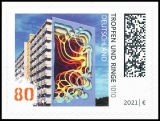 FRG MiNo. 3635 ** Street Art Series: 1010 - Drops and Rings, self-adh., MNH