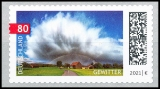 FRG MiNo. 3617 ** Sky Events Series: Thunderstorm, self-adh., MNH