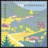 FRG MiNo. 2554 ** Images from Germany (IX), MNH, from block 68