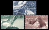 FRG MiNo. 2585-2587 set ** Sports Aid 2007,  MNH