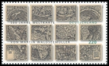 FRG MiNo. 2598 ** 500 years World Map by Martin Waldseemüller, MNH