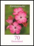 FRG MiNo. 2715-2716 set ** Flowers, MNH, self-adhesive