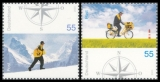 FRG MiNo. 2447-2448 set ** Post: mail delivery in Germany, MNH