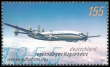 FRG MiNo. 2450 ** 50th anniversary resumption regular air traffic Germany, MNH